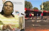 We can't stop xenophobic attacks - S/African defence minister