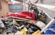 Why crashed helicopter came to Lagos