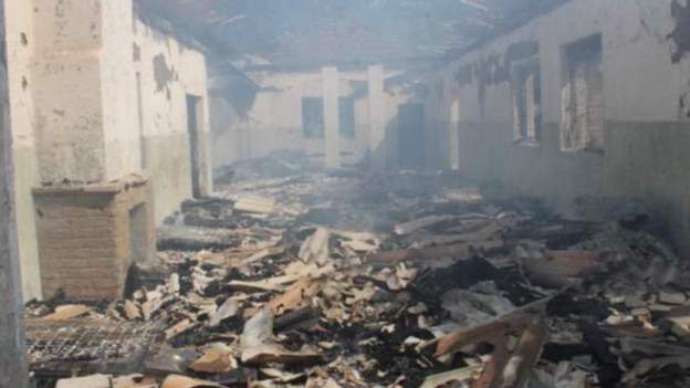 Tanzania school owner arrested after deadly fire