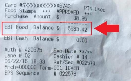 California Ebt Card Balance