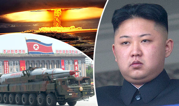 Image result for korean nuclear war