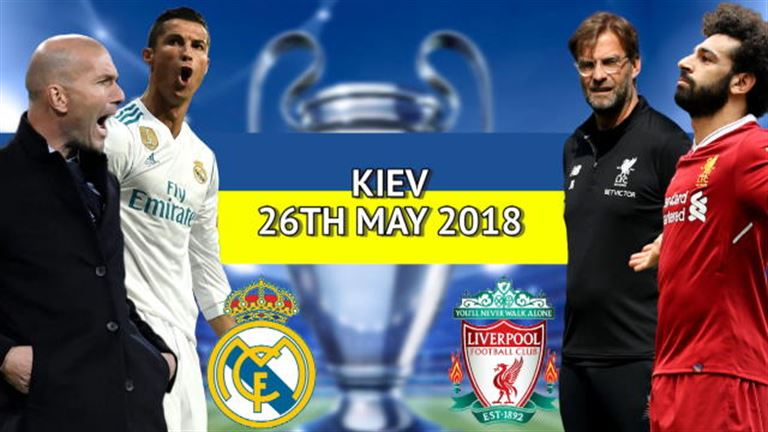 Champions League Final Real Madrid Vs Liverpool Possible