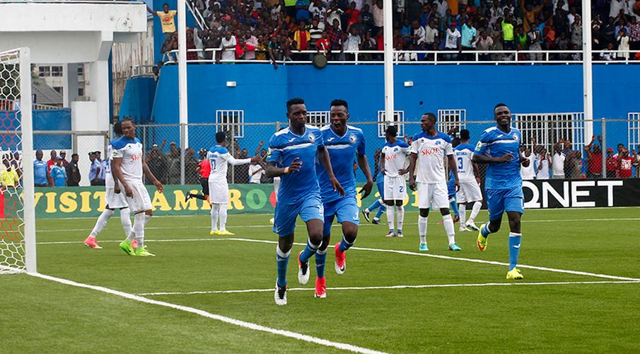 Caf Cup: Enyimba Defeats Fc San Pedro, Morocco 1 0 To Move To Second Position In Group B