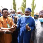 Health Minister Commends Ekiti Rep Member For Donating ACLS Ambulance