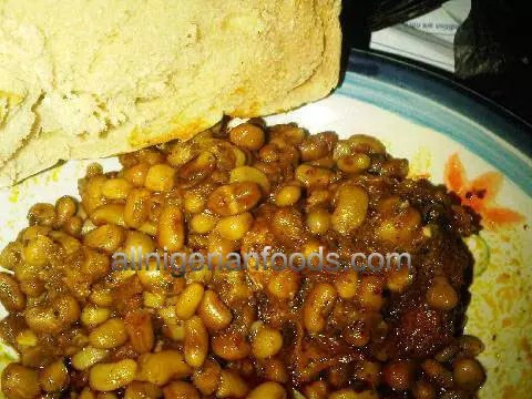 bread and beans (ewa)