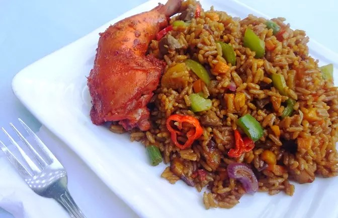 Recipe for delicious caribbean rice virtue digest caribbean rice ccuart Gallery