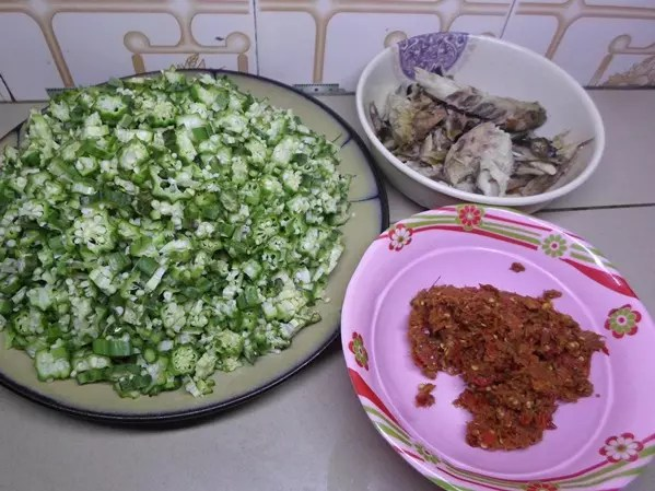 ingredients okro