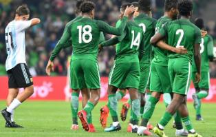 FIFA Ranking : Nigeria Africa's Ninth Best Team, 51st In The World