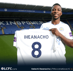Leicester Confirm Iheanacho Is Not Injured As Brand New Signing Bags Assist On Debut