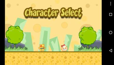 CheeseMan characters