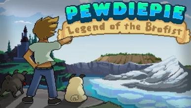legend of the brofist splash