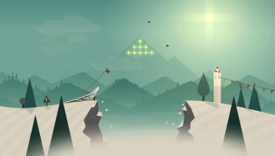 alto adventure flip screenshot