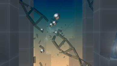 smash hit level screenshot