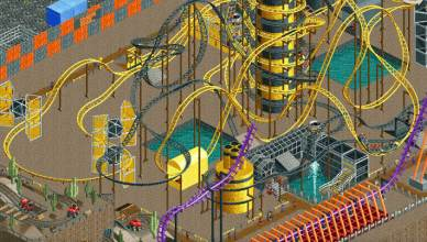 rollercoaster tycoon mobile