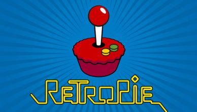 Retropie Splash