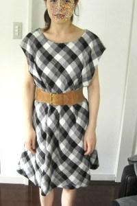 りょうが作る、モードな服より A BLOUSE
