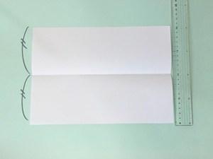 A4コピー用紙で簡単絵本