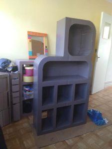 Dans un petit logement, on a besoin de meubles sur-mesure