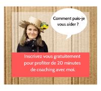 Demandez votre coaching offert !