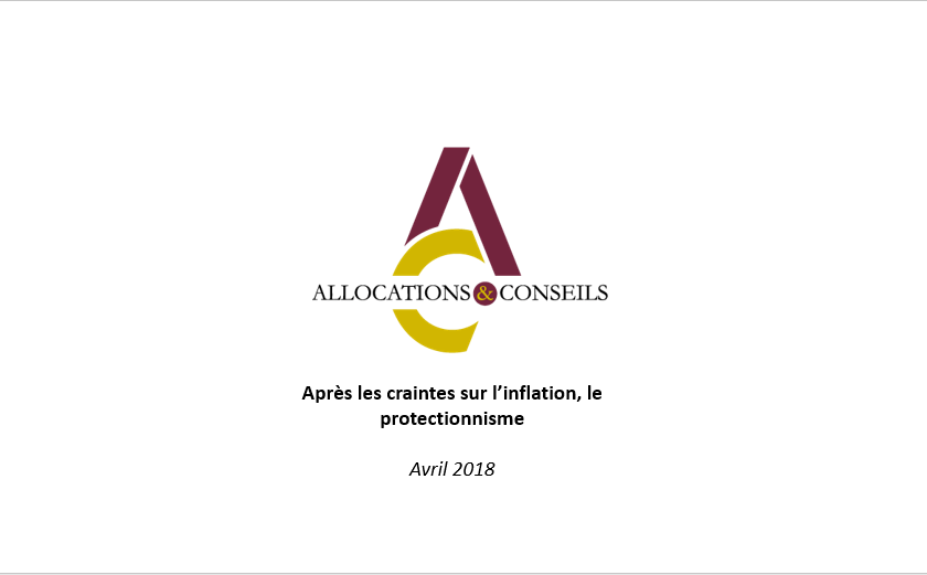 Note d'avril 2018