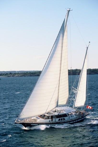 LA PERLA 98 Yongert Sailing Yacht For Sale All Ocean
