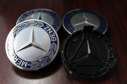 Mercedes-B-C-CL-CLA-CLK-CLS-E-G-GL-2003-2017-OEM-Center-Cap-Set-of-4-85390-Blu-282876686051-2-1.jpg