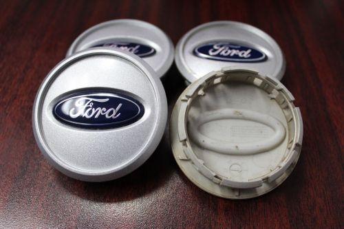Set-of-4-Ford-Mustang-2005-2014-OEM-2-58-CenterCap-3587-Sparkle-Silver-282930424154-2-1.jpg