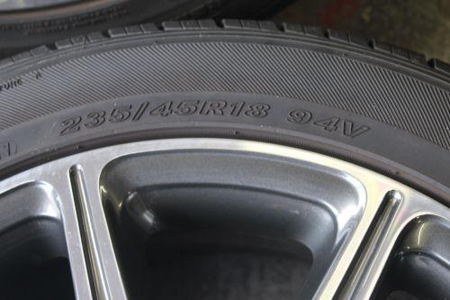 "Set of Four 2017 18"" Kia Soul OEM Rims Tires Wheels 235/45R18 94V 9"