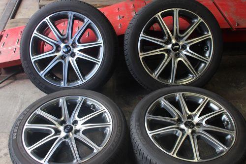 "Set of Four 2017 18"" Kia Soul OEM Rims Tires Wheels 235/45R18 94V"