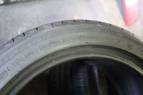 Set-of-Two-Michelin-Primacy-MXM4-Zero-Pressure-22545R17-90V-1118-Tires-RFT-283335593622-6-1.jpg