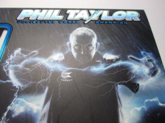 TARGET Phil Taylor POWER 9FIVE GEN-2 ORIGINAL SOFT TIP ターゲット フィル・テイラー パワー ナインファイブ ジェネレーション2 オリジナル ソフトチップ