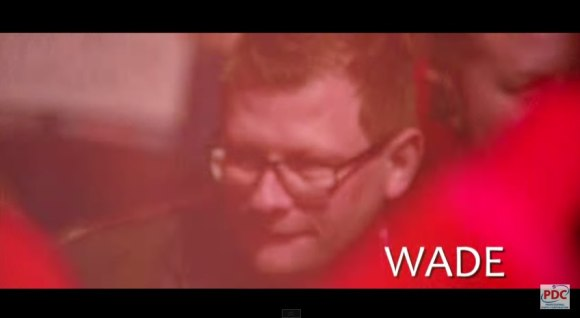 2015 Sydney Darts Masters James Wade