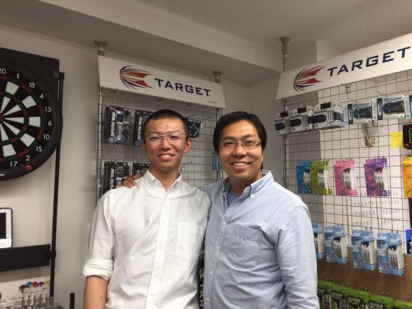 TARGET JAPAN ターゲット ジャパン 訪問