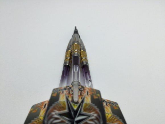 TARGET ターゲット 星野光正 PYRO.2 VEX EDITION パイロ2 ヴェックスエディション