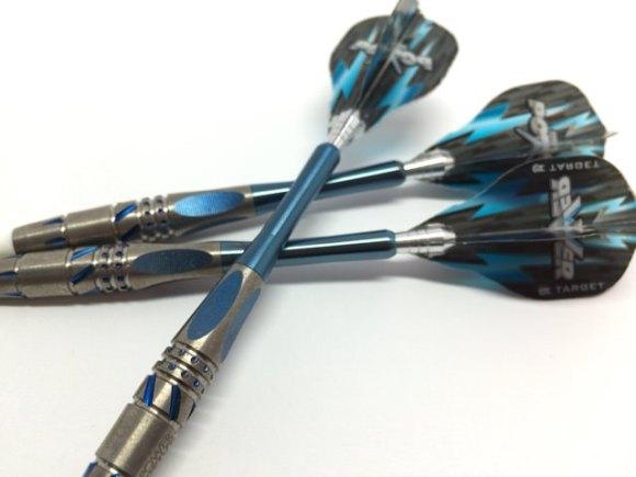 TARGET POWER TITANIUM GEN 2 SHAFT BLUE BLACK ターゲット パワーチタニウム