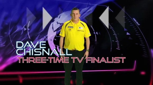 2016 TOKYO DARTS MASTERS プロモーション動画 ver.2 DAVE CHISNALL