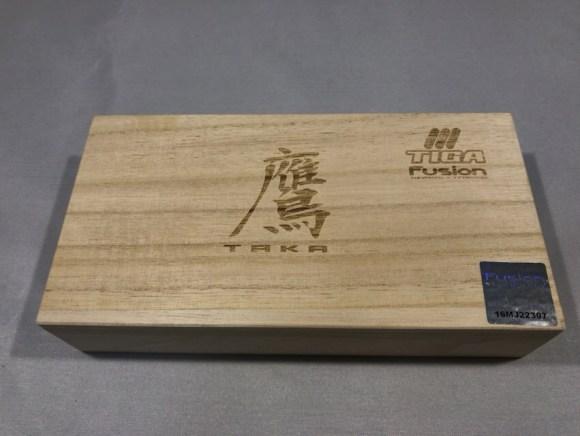 TIGA 広瀬貴久 Fusion TAKA