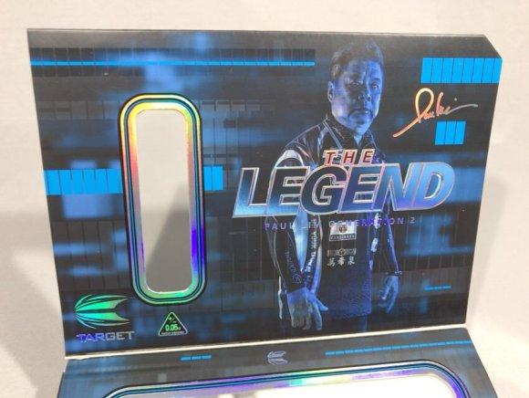 THE LEGEND PAUL LIM GENERATION-2 2BA