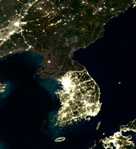 northkoreaatnight