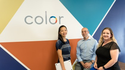 genetic counseling resource team at Color with Color logo in background