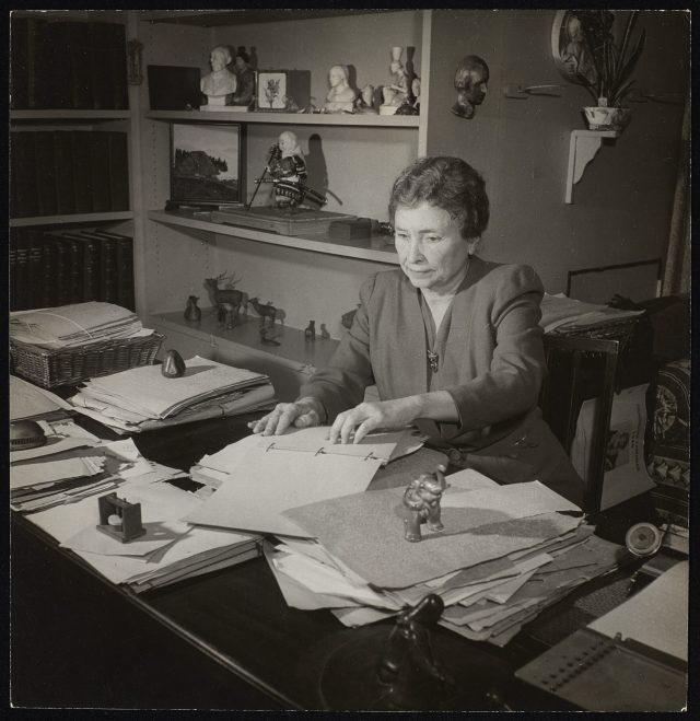 The Digital Helen Keller Archive: A Powerful Educational Tool