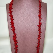 Collier Corail Bambou GM