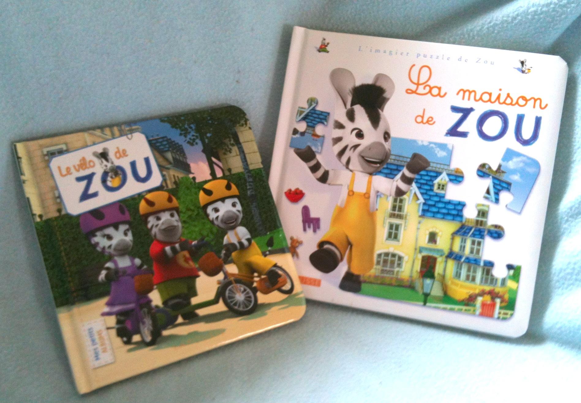 Mercredi Zou On Lit Zou Le Petit Zebre Allo Maman Dodo