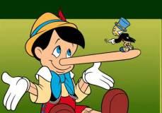 mensonge pinnochio
