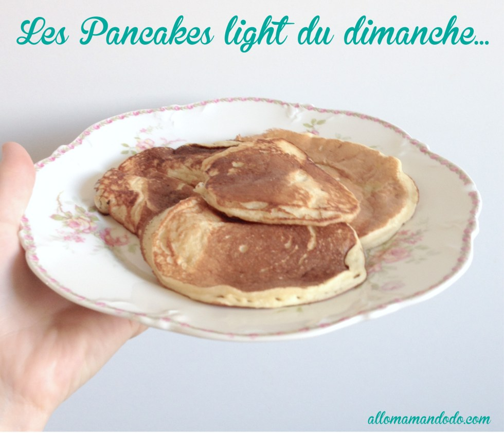 pancakes recette weight watchers