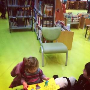 bibliothèque blog maman