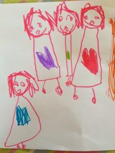 dessin enfant 3 ans