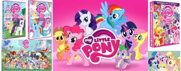 my little pony dvd saison 1 integral