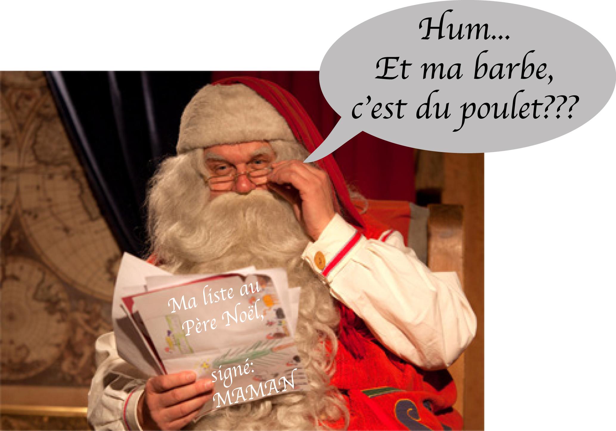 La Liste De Noel Des Mamans Humour Allo Maman Dodo