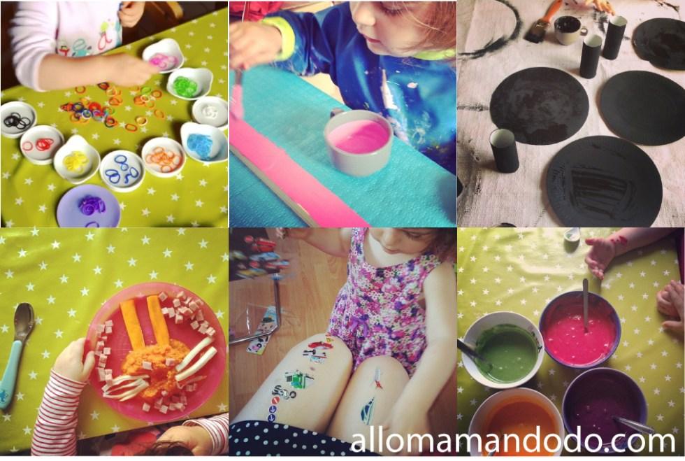 blog maman activités enfants